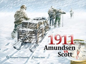 1911 Amundsen vs Scott cover