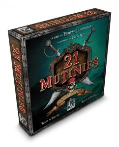 21 Mutinies box