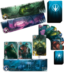 Abyss game components