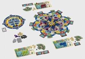 Aquasphere game