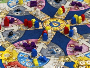 Aquasphere game close-up