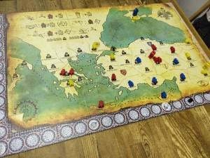 Byzantio game