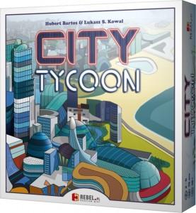 City Tycoon box
