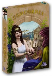 Concordia box