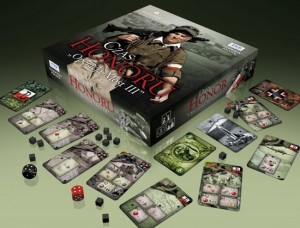 Days of Honour game