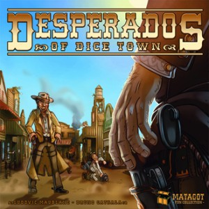 Desperados of Dice Town cover