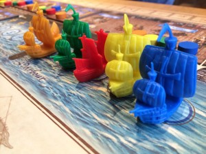 Francis Drake ships