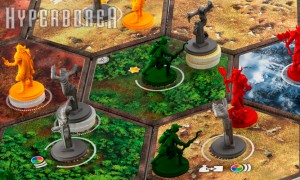 Hyperborea game close-up