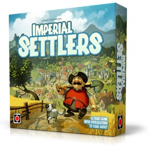 Imperial Settlers box