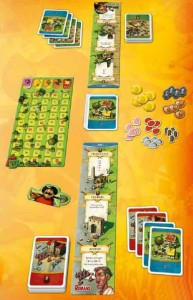 Imperial Settlers game setup