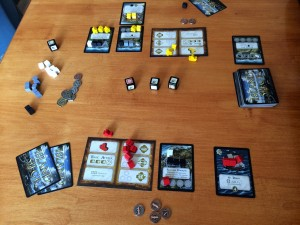 Island Siege Game 1