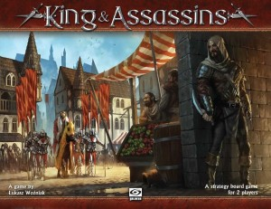 King and Assassins cover