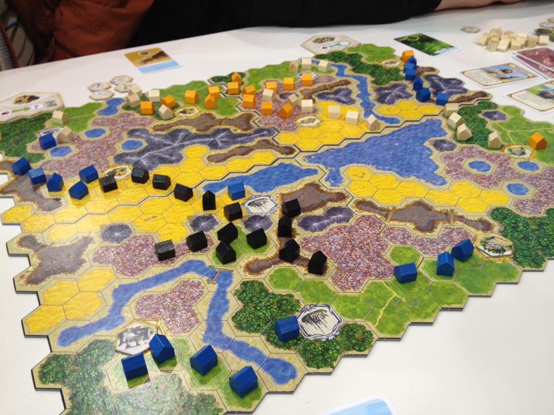 Doungeon Builder Game