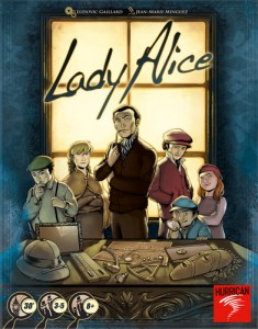 Lady Alice - Cover