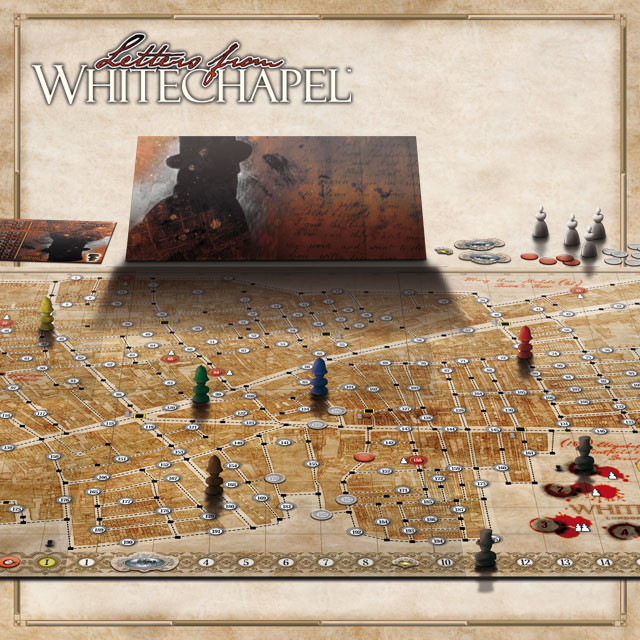 Metagames » Blog Archive » Review: Letters From Whitechapel