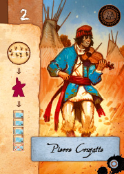 Lewis and Clark - card