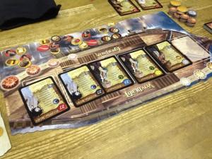 Libertalia game boat