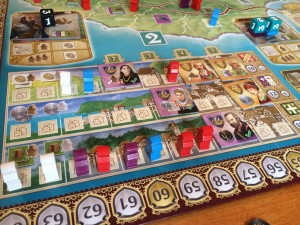 Madeira game - cities
