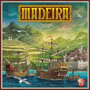 Madiera cover