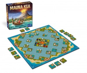 Mauna Kea game