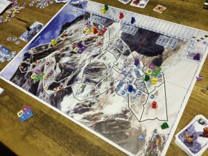 Mount Everest game
