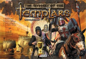 Mystery of the Templars cover