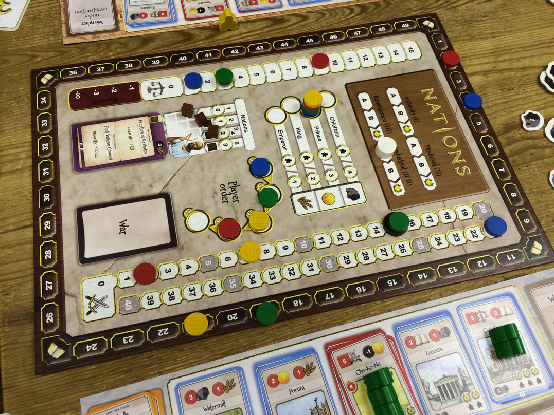 Board Games That You Have To Build Your Own Colony