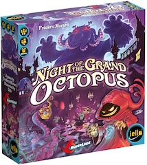 Night of the Grand Octopus box