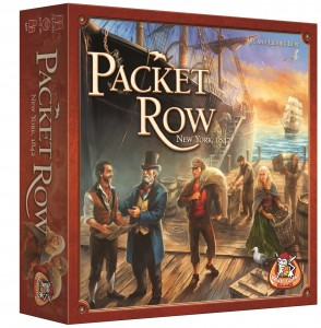 Packet Row box