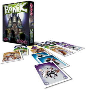 Panik box and game