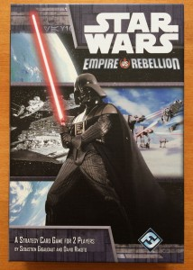 Star Wars Empire vs Rebellion box