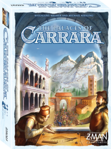 The Palaces of Carrara - Box
