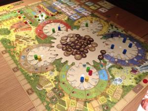 Tzolkin game