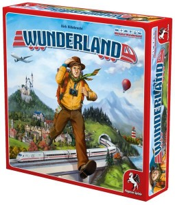 Wunderland box