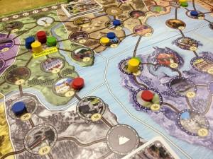 Wunderland game close-up